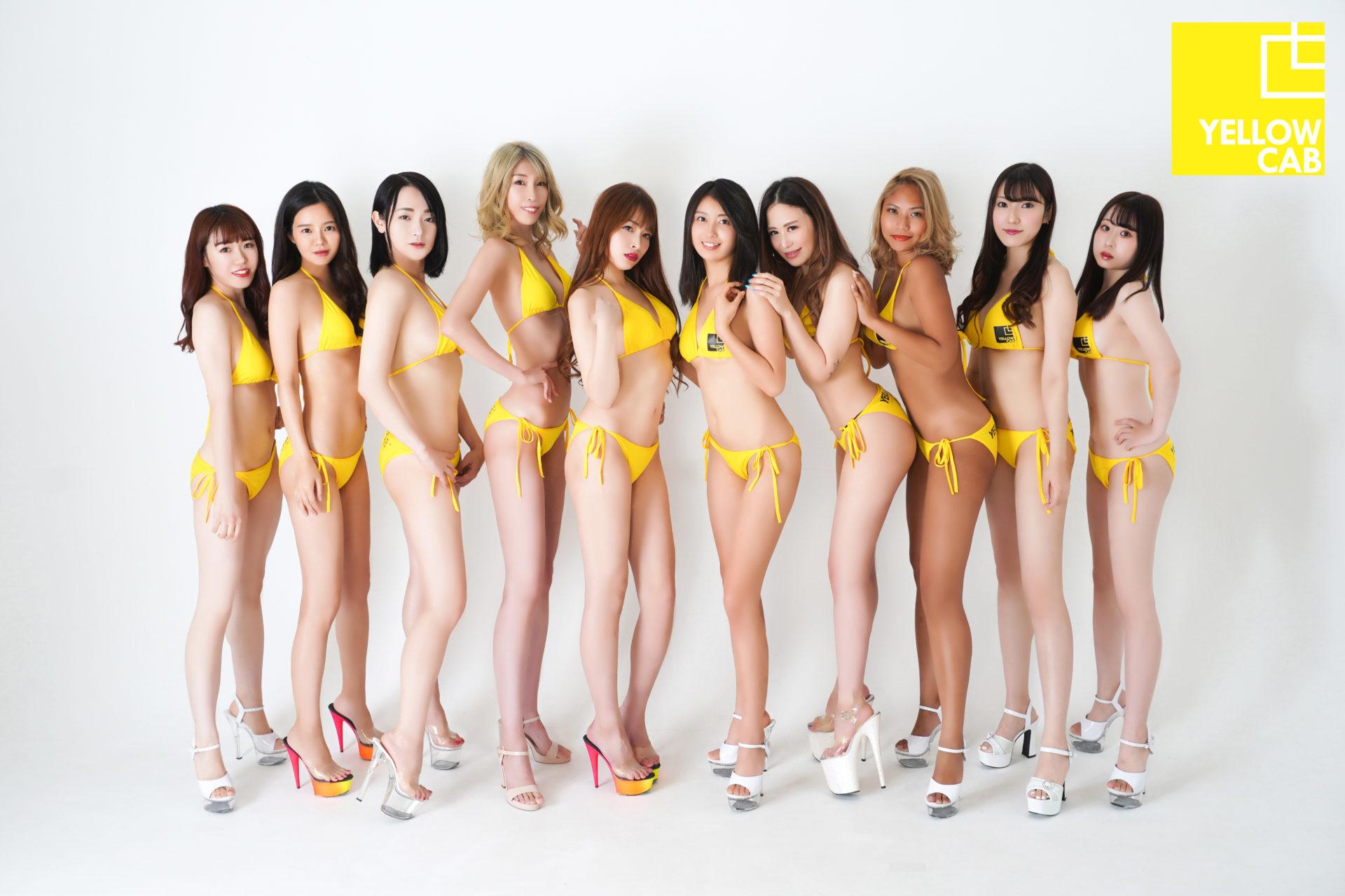 イエローキャブ待望の新人グラビアお披露目session!